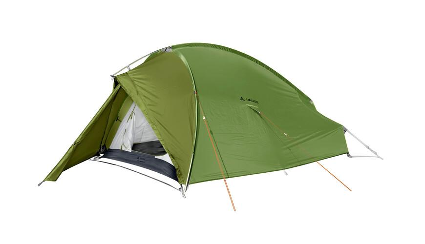 VAUDE Taurus 2P Telt grøn